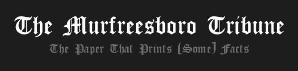 Tribune banner