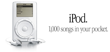 ipod songs in your pocket