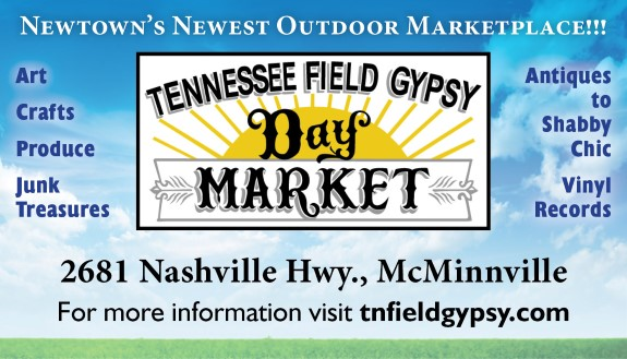 Tennessee Field Gypsy Day Market