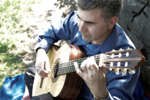 Carlos Enrique Classical Guitarist