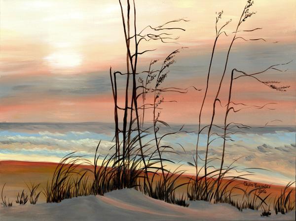 """""""Golden Beach"""" by Chris Bussler"""