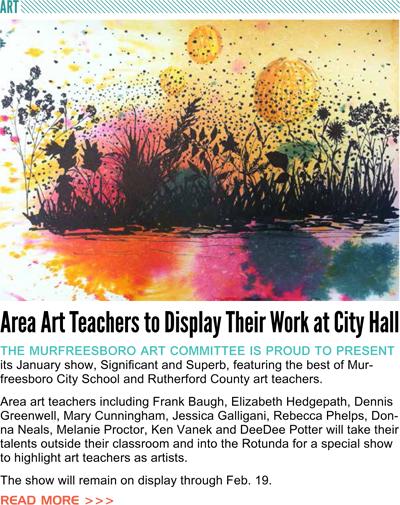 Art Teachers show