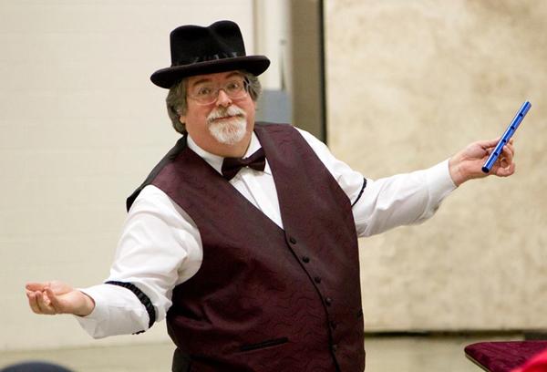 Nov. 4 - Alan Fisher - Fall Festival of Magic