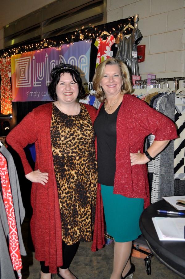 Alison Bynum and Karen Goodwin