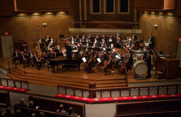 Dec. 15 - Murfreesboro Symphony Concert: Sounds of Christmas
