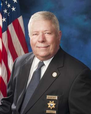 RCSO Chief Deputy Randy Garrett