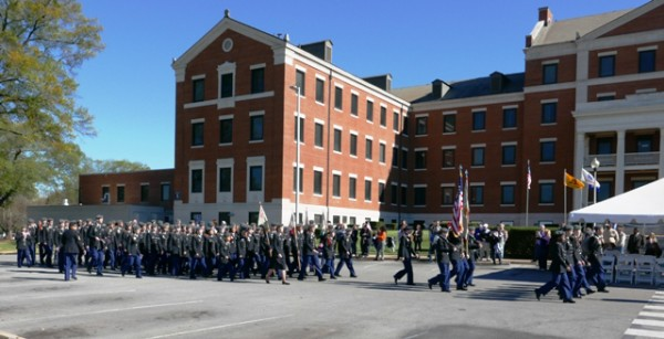 Nov. 4 - Veterans Day Parade