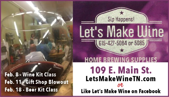 Let's Make Wine