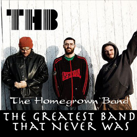 THB albumcover