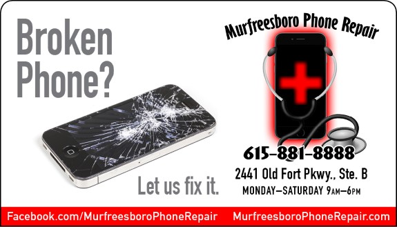 Murfreesboro Phone Repair