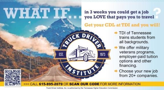Truck Driving Institute