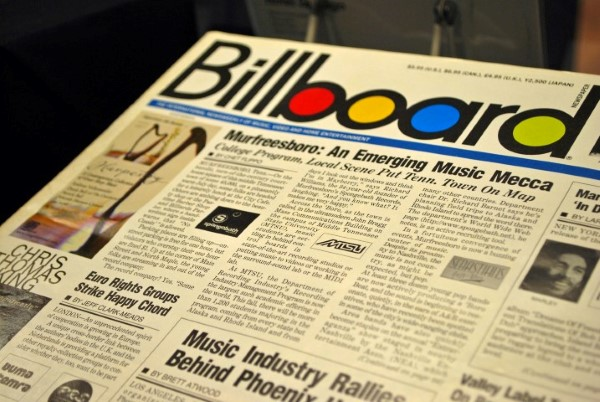Murfreesboro and MTSU made the front cover of music industry magazine Billboard in an article written by Nashville Bureau Chief Chet Flippo in 1997. The artifact is part of a new exhibit chronicling Rutherford County's musical history at the Heritage Center of Murfreesboro and Rutherford County
