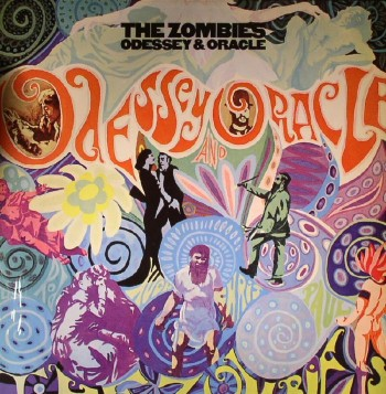 ZOMBIES LP cover