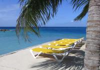 Beach_view_Curacao