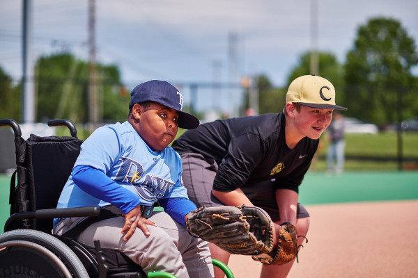 Project 14 Miracle Field Grand Opening