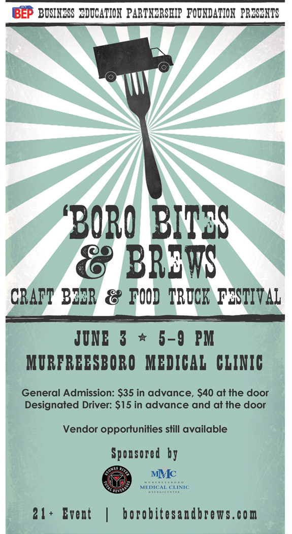 Boro Bites and Brews