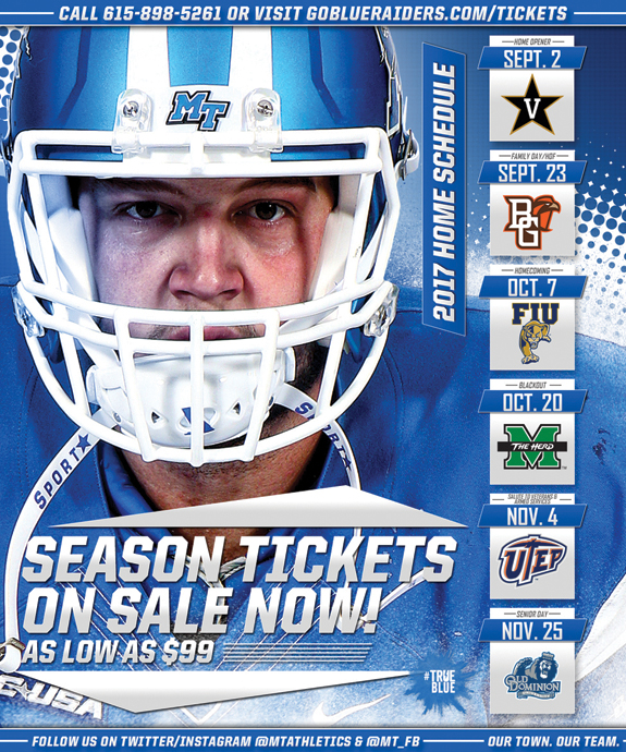 MTSU athletics