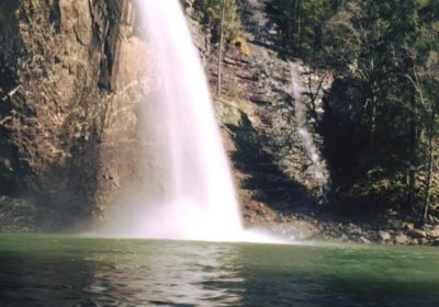 A Serene Secluded Swim Below Tennessee S Foster Falls