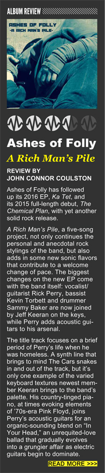 Ashes of Folly