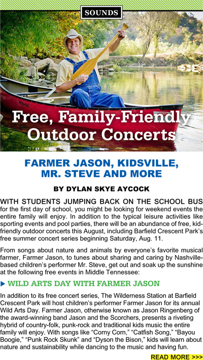 Free concerts