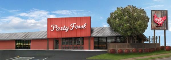Party Fowl Murfreesboro