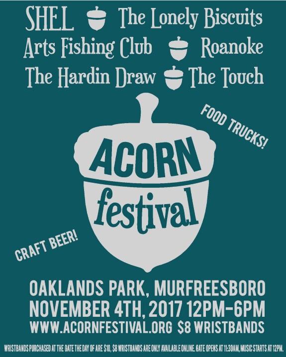 Acorn Fest