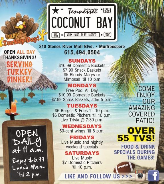 Coconut Bay Cafe
