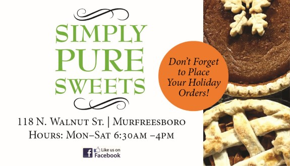 Simply Pure Sweets
