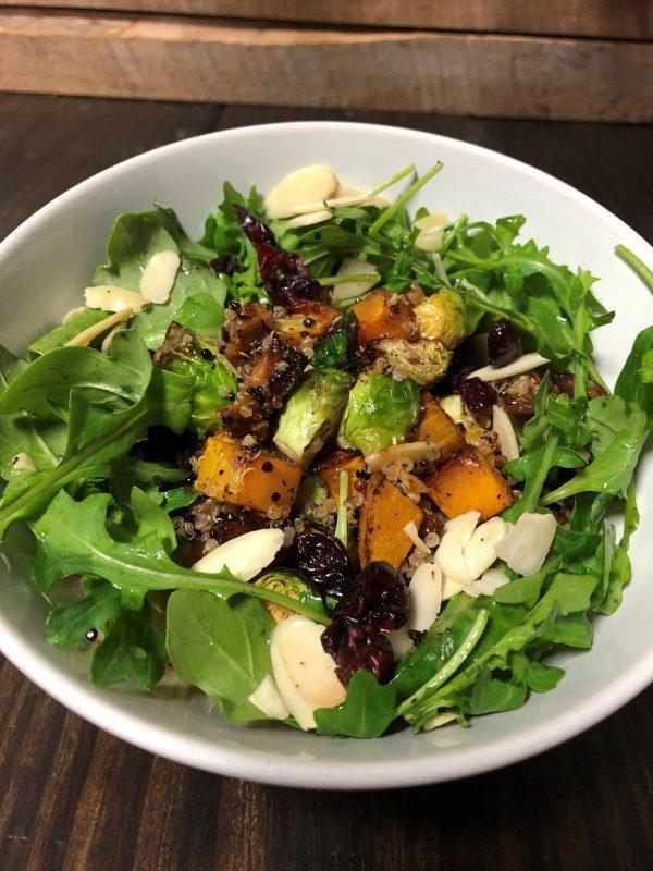 Roasted Winter Vegetable Quinoa - The Murfreesboro Pulse