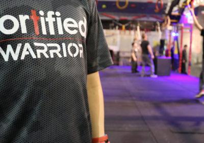 Fortified Murfreesboro Family Brings Ninja Training To
